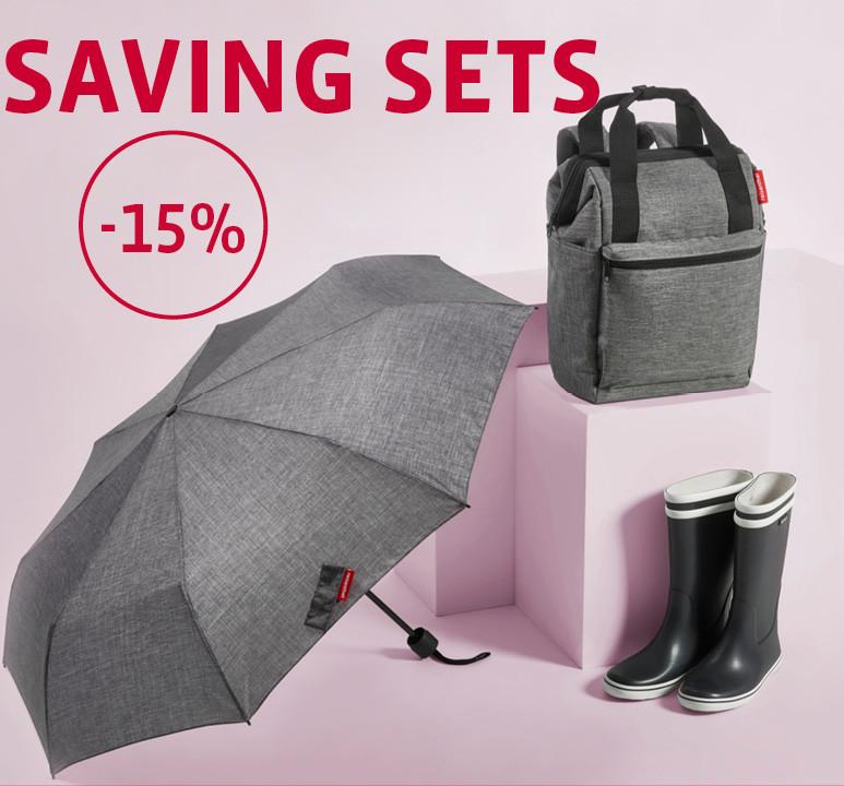 saving sets