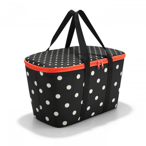 coolerbag mixed dots