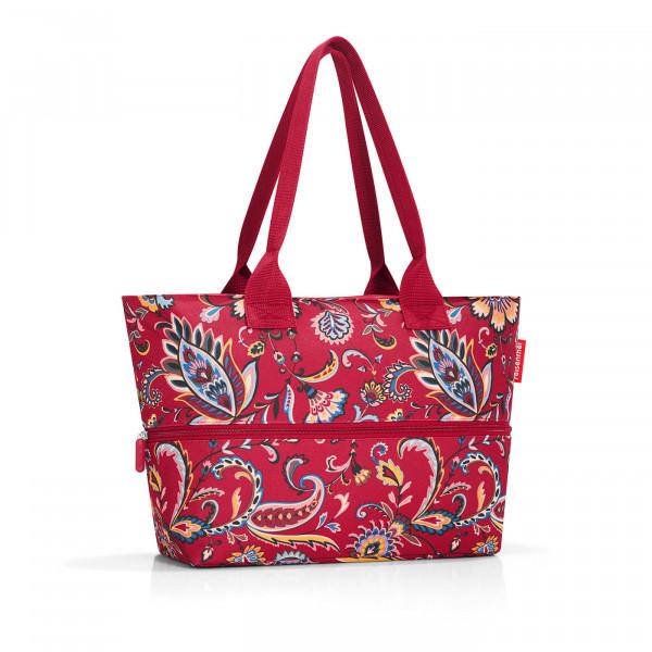 shopper e1 paisley ruby