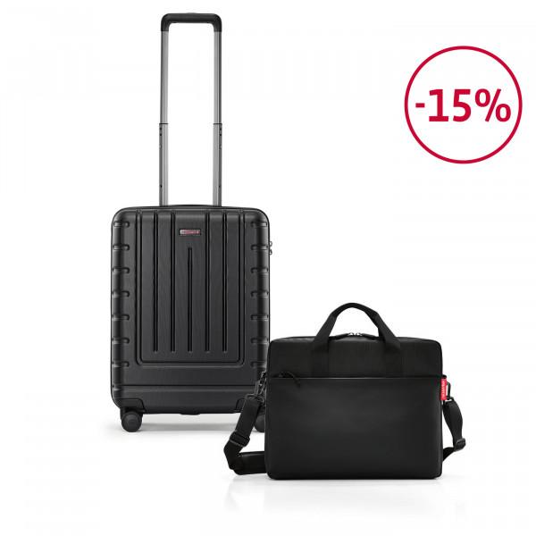 workbag + suitcase S Spar-Set