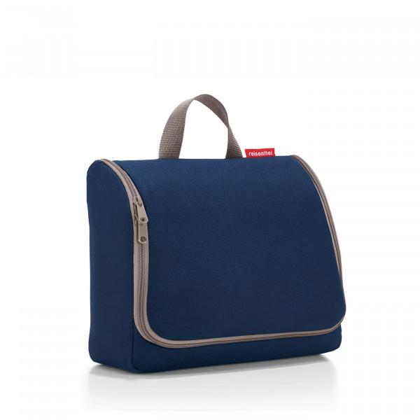 toiletbag XL dark blue