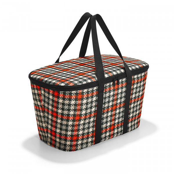 coolerbag glencheck red