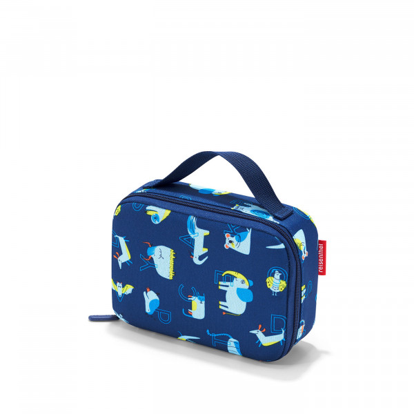 thermocase kids abc friends blue