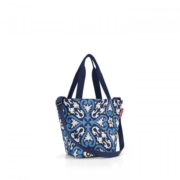 shopper XS floral 1