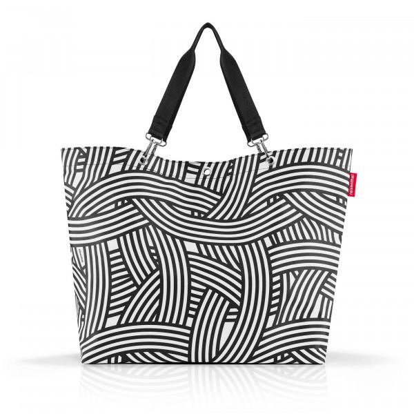 shopper XL zebra