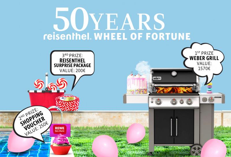 reisenthel wheel of fortune 2021