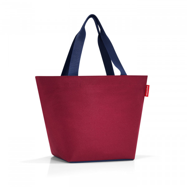 shopper M dark ruby