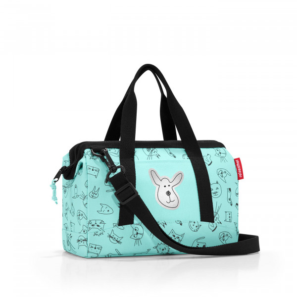 allrounder XS kids cats and dogs mint