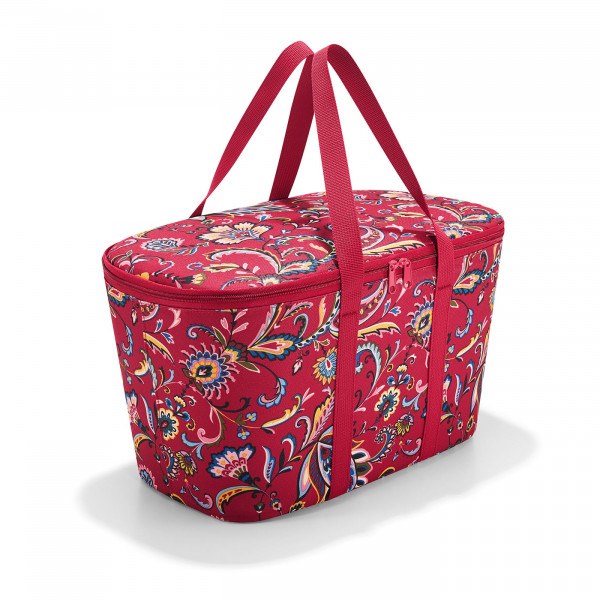 coolerbag paisley ruby
