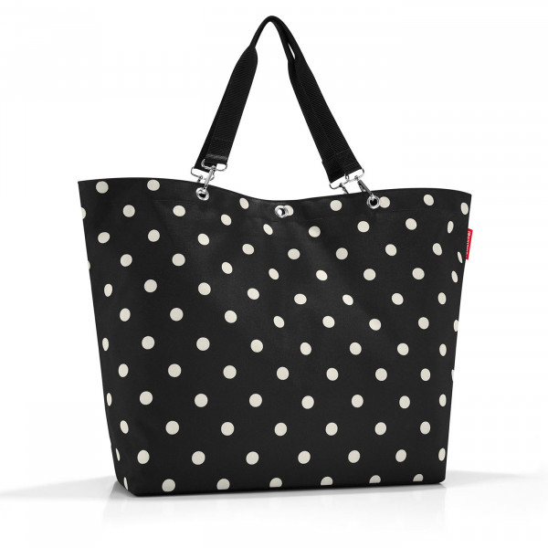 shopper XL mixed dots