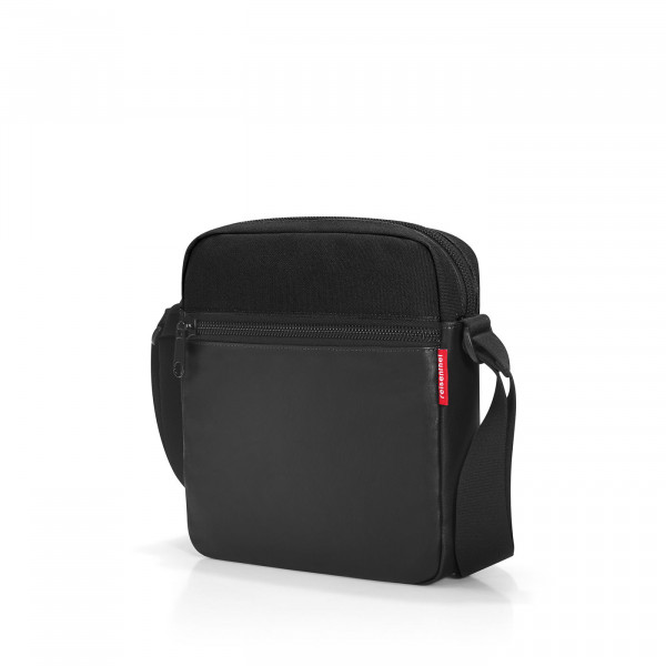 crossbag canvas black