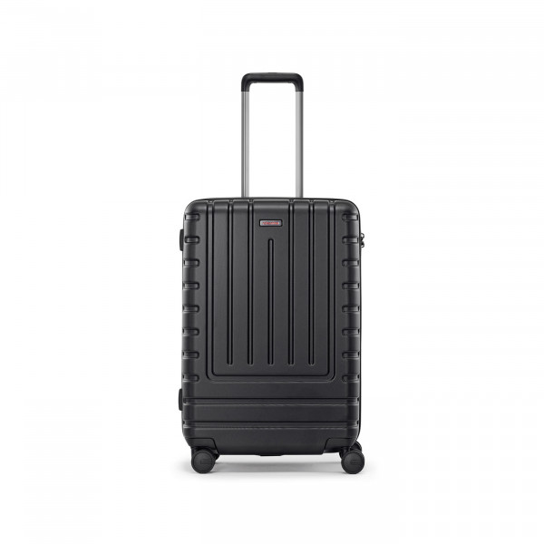 suitcase M iconic shell black