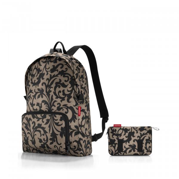 mini maxi rucksack baroque taupe