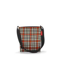 shoulderbag S glencheck red