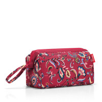 travelcosmetic paisley ruby 3067