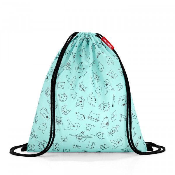 mysac kids cats and dogs mint
