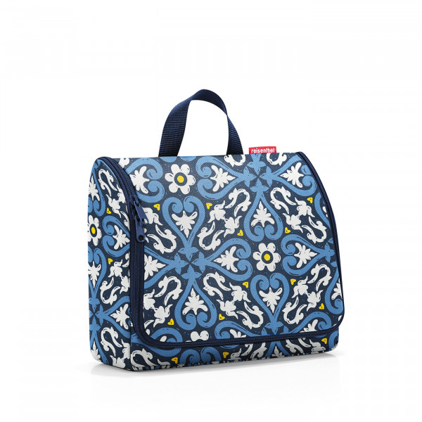 toiletbag XL floral 1