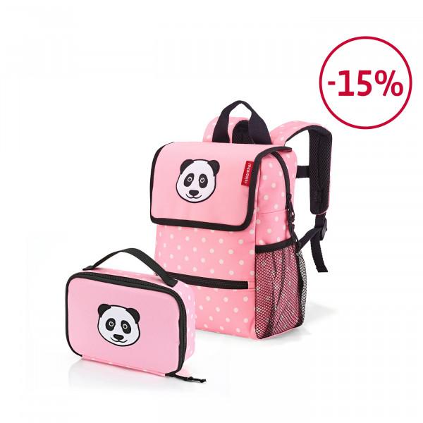 kids backpack + thermocase XS Spar-Set