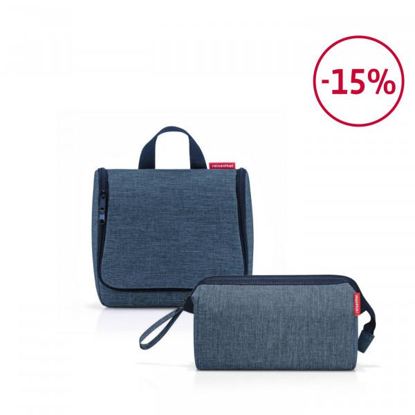 toiletbag + travelcosmetic Spar-Set