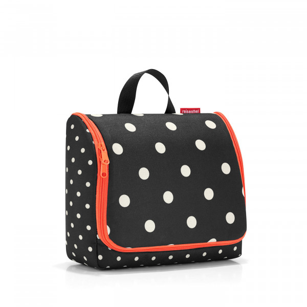 toiletbag XL mixed dots