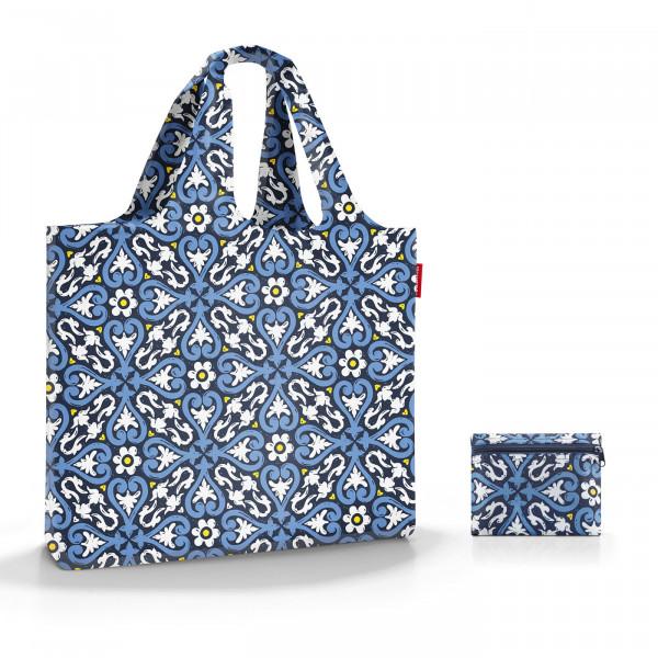 mini maxi beachbag floral 1
