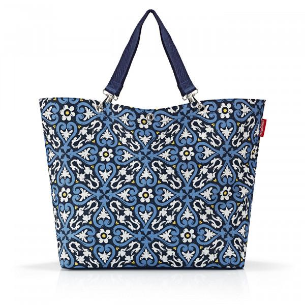 shopper XL floral 1