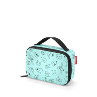 thermocase kids cats and dogs mint