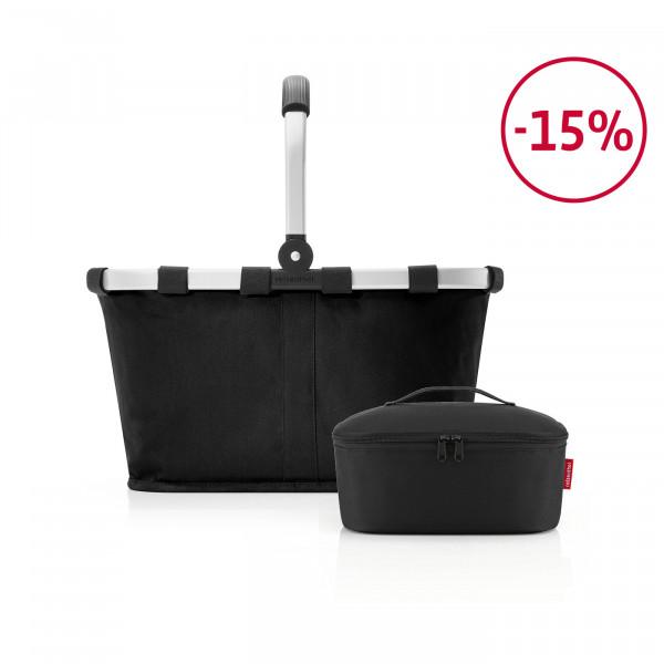 carrybag + coolerbag M pocket Spar-Set