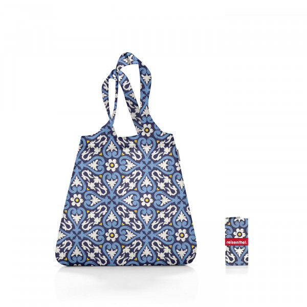 mini maxi shopper floral 1