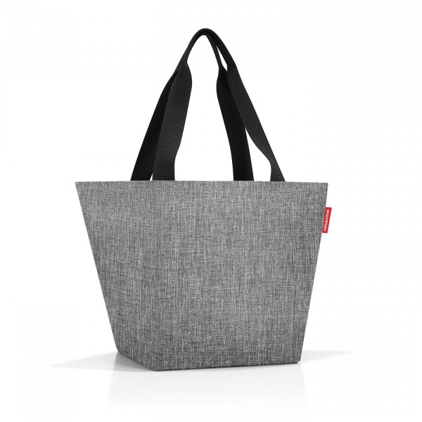 shopper M twist silver