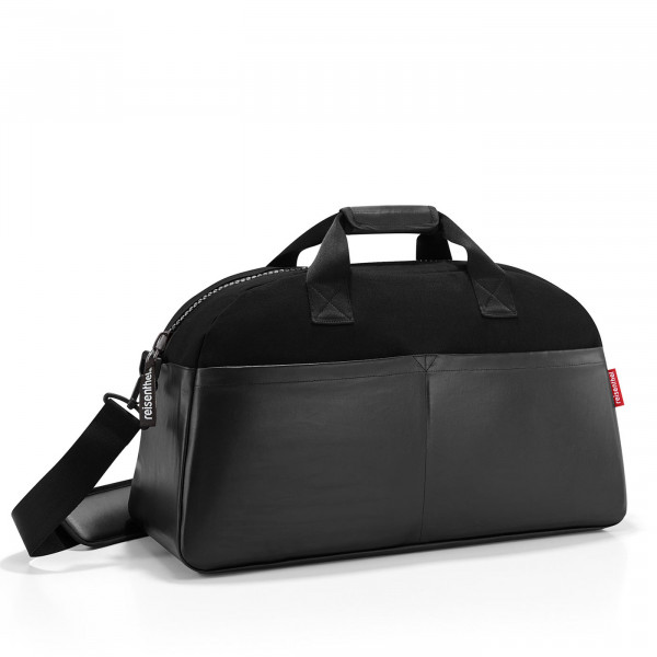 overnighter canvas black
