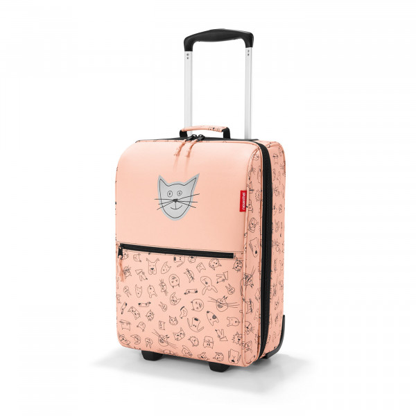 trolley XS kids cats and dogs rose