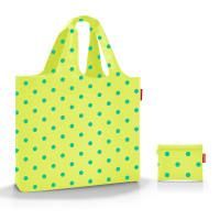 mini maxi beachbag lemon dots