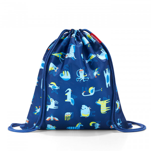 mysac kids abc friends blue