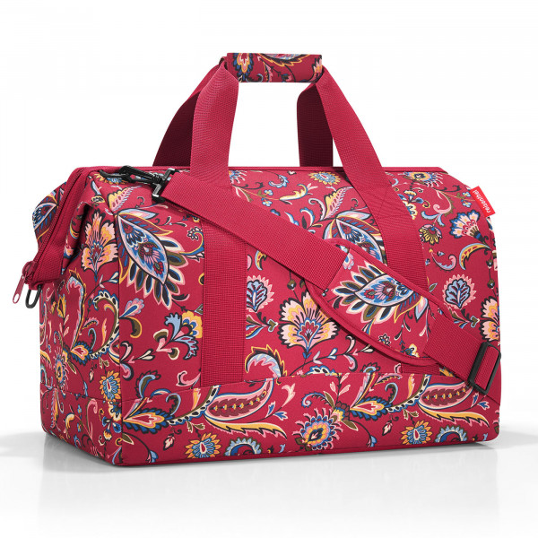 allrounder L paisley ruby