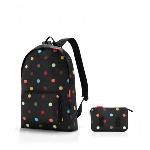 mini maxi rucksack dots