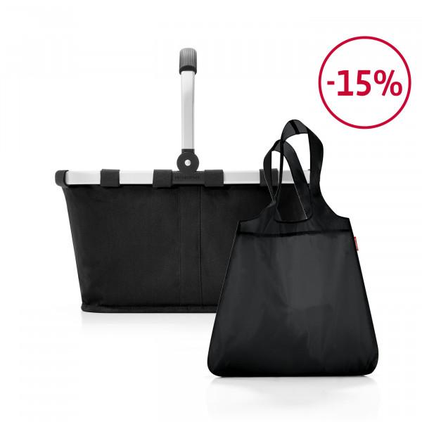 carrybag + mini maxi shopper Spar-Set