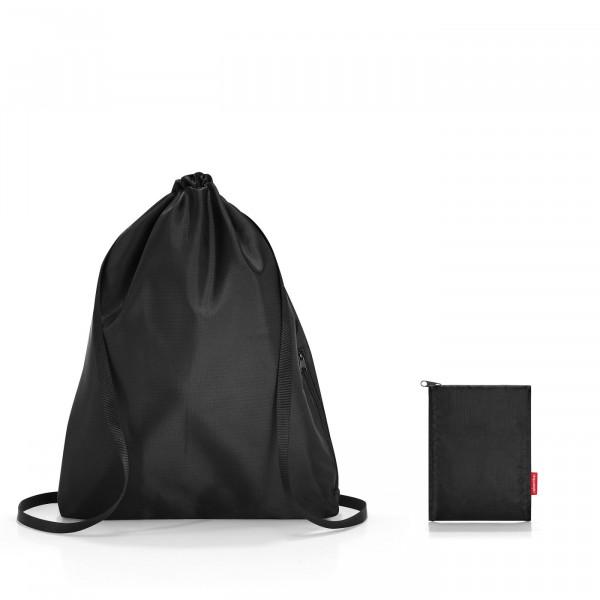 mini maxi sacpack black