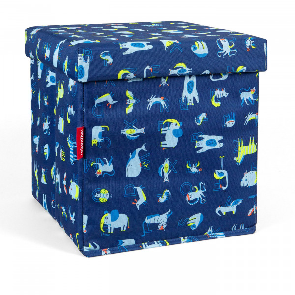 sitbox kids abc friends blue
