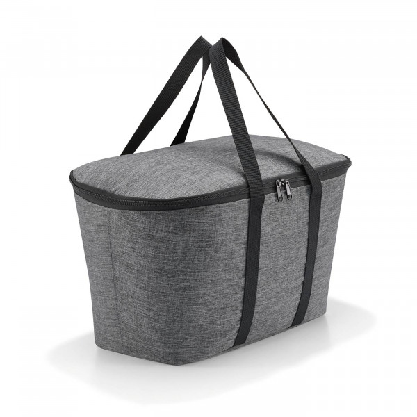 coolerbag twist silver