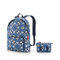 mini maxi rucksack floral 1