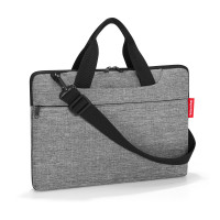 netbookbag twist silver
