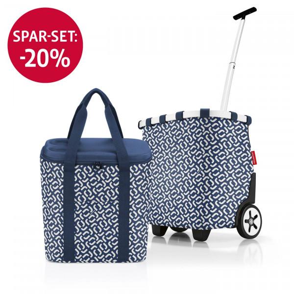 carrycruiser + coolerbag XL Spar-Set