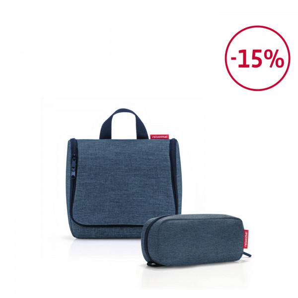toiletbag + multicase Spar-Set