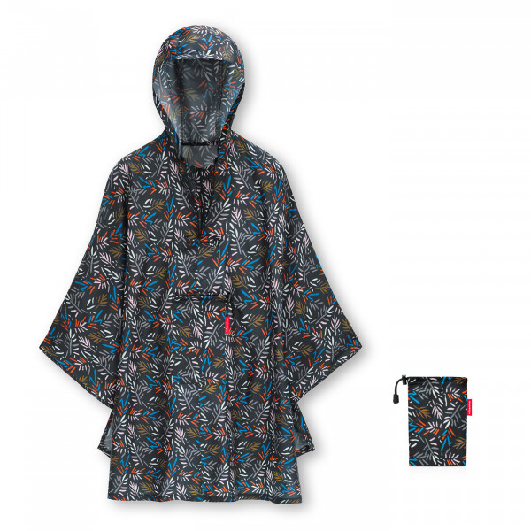 mini maxi poncho autumn 1