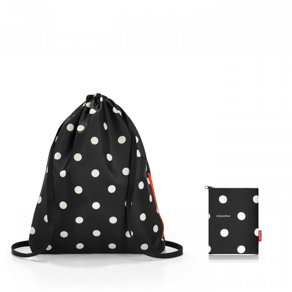 mini maxi sacpack mixed dots