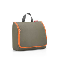 toiletbag XL olive green