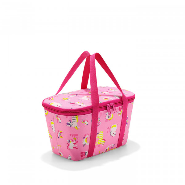 coolerbag XS abc friends pink