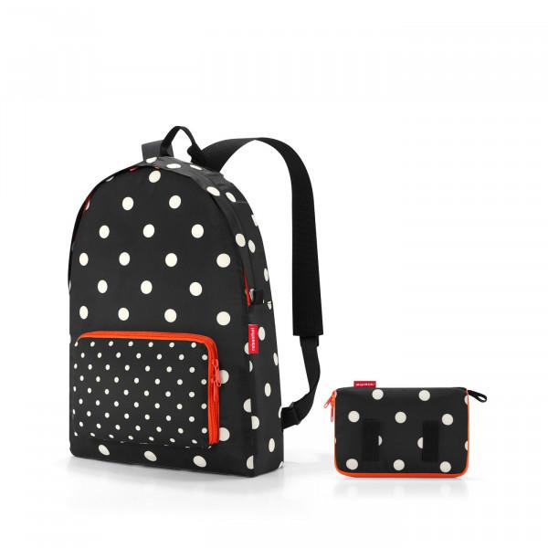 mini maxi rucksack mixed dots