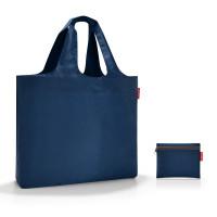 mini maxi beachbag dark blue